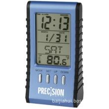 Flip-N-Fall Alarm Clock/Calculator