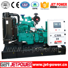 Комплект генератора 400kw 500kVA генератор Открытого дизельным двигателем Doosan