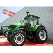 100HP 4X2 Farm Wheel Tractor / Tractor agrícola / Tractor agrícola / Máquina agrícola (DQ1000 / DQ1004)