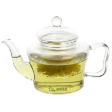 Mouthblown Pyrex Glass Teapot Flowering Tea Set