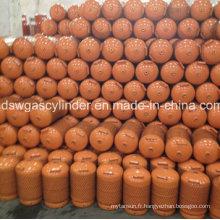 Remplissage de cylindre à gaz LPG standard à basse pression ISO4706