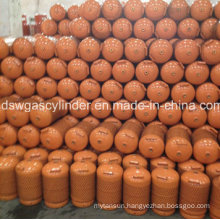 ISO4706 Standard Low Pressure LPG Gas Cylinder Filling