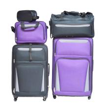 Cheap Expandable Upright Trolley Case Set