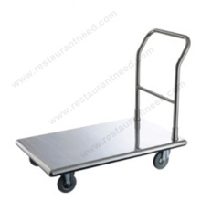 Europe Design Fashionable Meat Food Stainless Steel Trolley