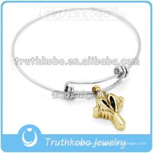 Wholesale cremation bracelet adjustable wire bangle bracelet wholesale twisted wire bracelets