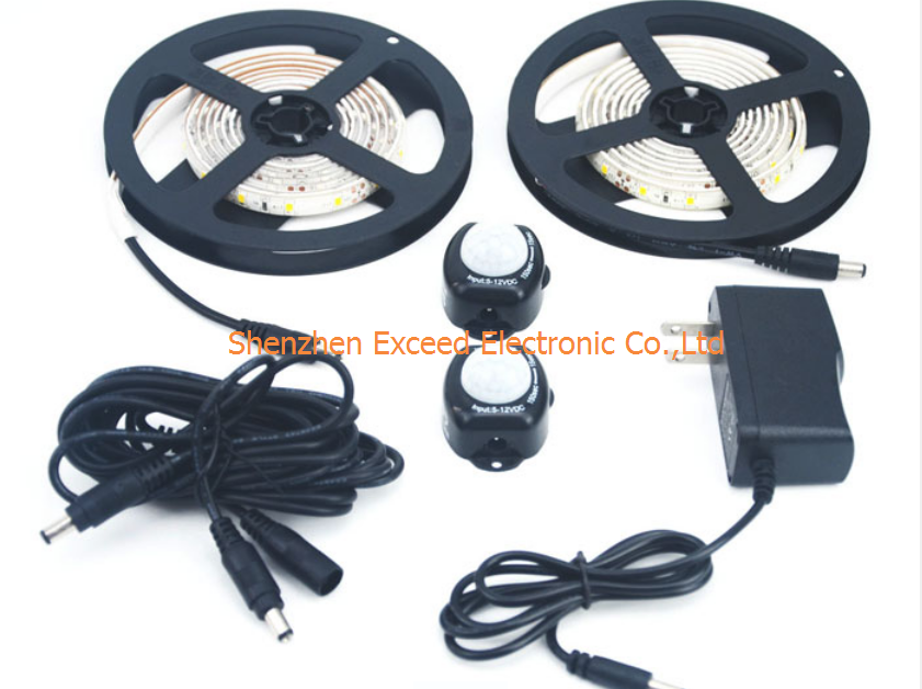 Double Sensor LED Bed Light