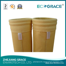 P84 Alkalis Resistance Cloth Dust Collector Filter Sock