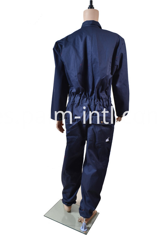 Cotton Flame Retardant Coveralls