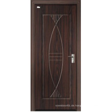 Gute Preis MDF Tür mit PVC-Furnier (Al-8010