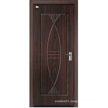 Good Price MDF Door with PVC Veneer (Al-8010