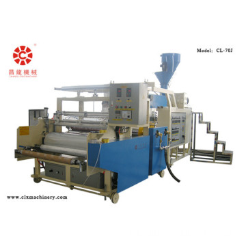 Extrusie Tape Plastic rekfolie Machine