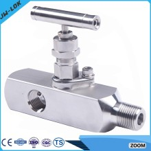 Best-selling SS high Pressure single gauge valve and two-valve manifolds in china