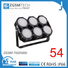 High Pole Stadium Lighting 560W LED Flood Light with Ce