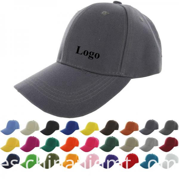 Shading Embroider Baseball Cap