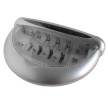 Chargeur de batterie blanc commun Chargeur de batterie AC / DC