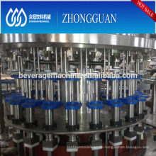 Automatic negative filling equipment alcohol bottling equipment