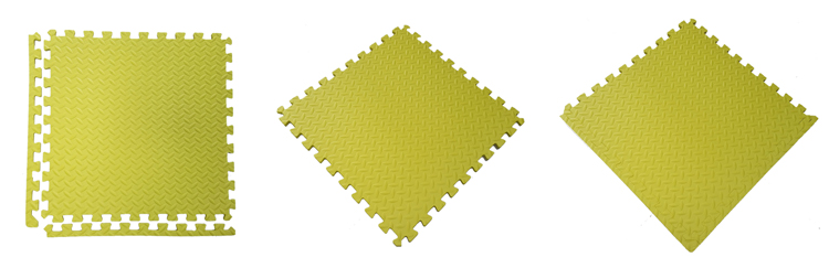 Non-toxic Washable EVA Foam Mat For Exercise