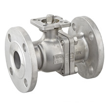 316 Dimensions Flanged Ce Ball Valve