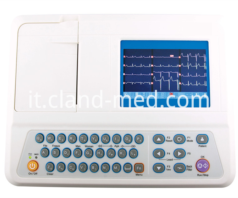 Ecg 3303w 3ch Front