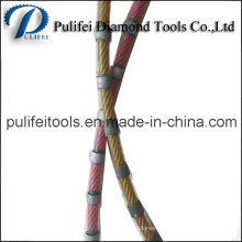 Reinforced Concrete Processing Granite Marble Mining Wire Saw