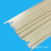 Thermoformed 2 - 200mm Diameter Natural ABS Rod