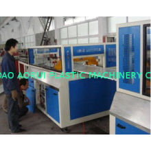 Damp-proof Desk / Chair Wpc Board Production Line Sjsz80
