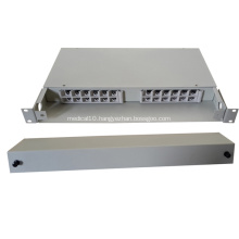 24 Fibers Fixed Type Cables Optical Distribution Box