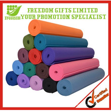 Cheap High Quality Custom Brand Rubber Yoga Mat