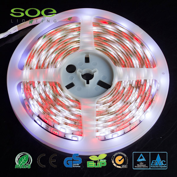 Ip65 Vattentät Rgb Smd335 Led Strip