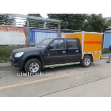 Jiangning pequeños camiones a prueba de explosión