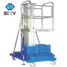 Plataforma elevadora de mecanismo de tijera