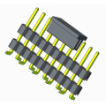 2.54mm Pin Header Single Row Double Plastic SMT Type