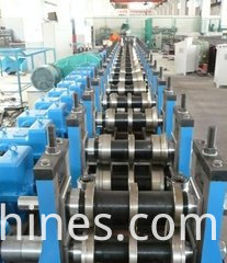 Z Shaped Steel Purlin Machine