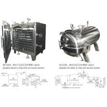 Machine de séchage à vide carrée / ronde