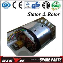 BISON (CHINA) rotor et stator du générateur