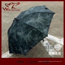 Chefe de moda Kryptek para-sol guarda-sol tático Airsoft guarda-chuva