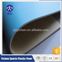 alfombra de piso de plástico comercial de la oficina del azulejo del PVC