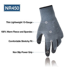 Nitrile Coated Puncture Slash Cut Gloves