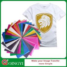 Qingyi A4 Blatt Glitzer Wärmeübertragung Vinyl