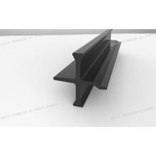Poliamida sacada barrera termal de la forma de T 20m m para las paredes de cortina