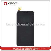 Ensemble d'écran LCD de remplacement avec numériseur à écran tactile pour Alcatel One Touch Idol OT6037