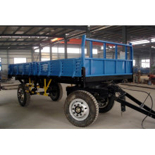 7CX-8 8wheel 8 тонная прицеп с сертификатом CE