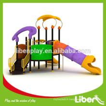 Parc d'attractions amusant pour enfants, passe le toboggan tube LE.YY.006