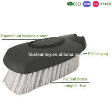 escova de limpeza eficaz da mão com cerdas grossas