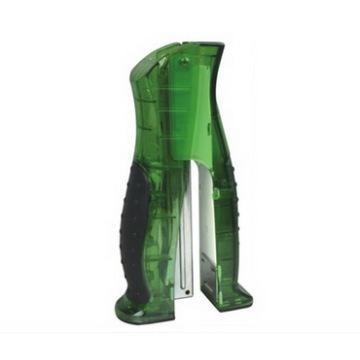 Verde, párate grapadora