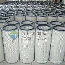 FORST Aplicación de la planta de energía Donaldson Filtro de la turbina Filtro Construcción Calidad Elección