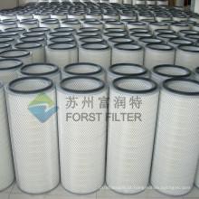 FORST Aplicação da Central Elétrica Donaldson Filtro Turbina Filtro Construção Qualidade Escolha