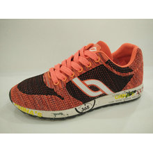 Popular Breathable Knitting Comfort Shoes for Women