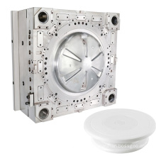 professional precision household plastic mold design custom cake plate injection mould