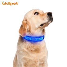 Night Safety Flashing LED Collars APP Controlled